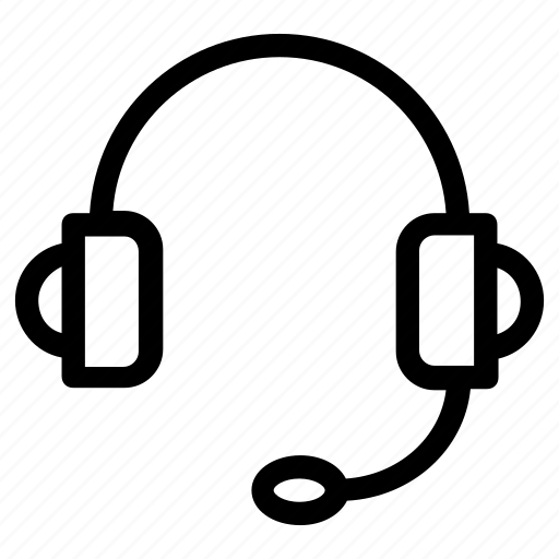 earphone, headphone, headphones, headset icon icon