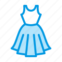 clothes, clothing, dress, fasion, gown icon
