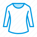 clothes, clothing, fasion, tunic icon