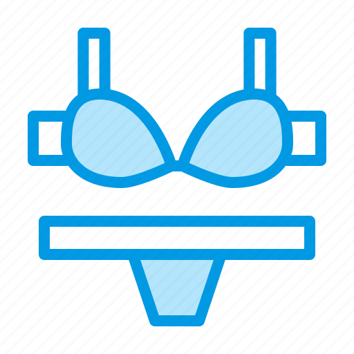 clothes, clothing, swimsuit, underwear icon