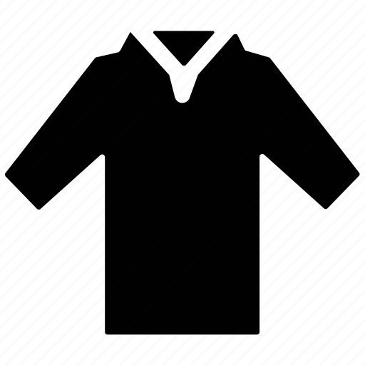 clothing, golf, polo, t-shirt icon