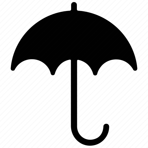 Umbrella, protection, rain, sun shade icon - Download on Iconfinder