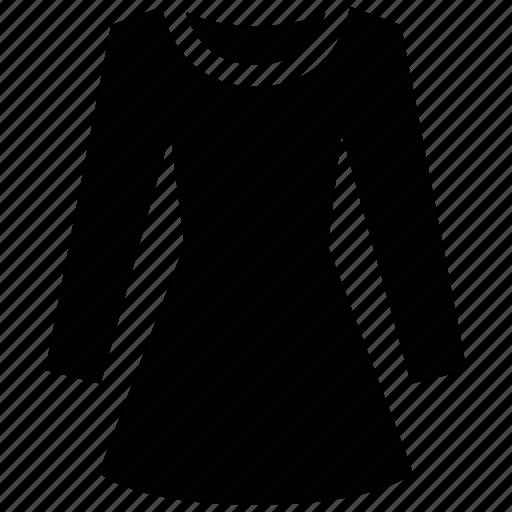full sleeves, shirt, tunic, women's icon