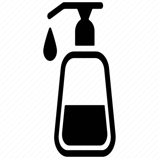 bath soap, liquid soap, soap, soap dispenser icon