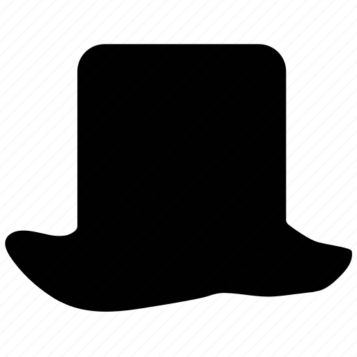 hat, hat for magician, magic, magician icon