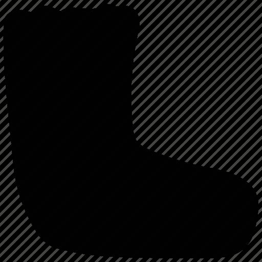 footwear, rubber boot, shoe, warm icon