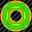 dessert, donut, fast, fast food, food, junkfood, meal