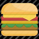 burger, fast, food, delivery, junk, restaurants