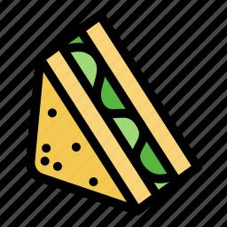 bread, fast, food, menu, restaurant icon
