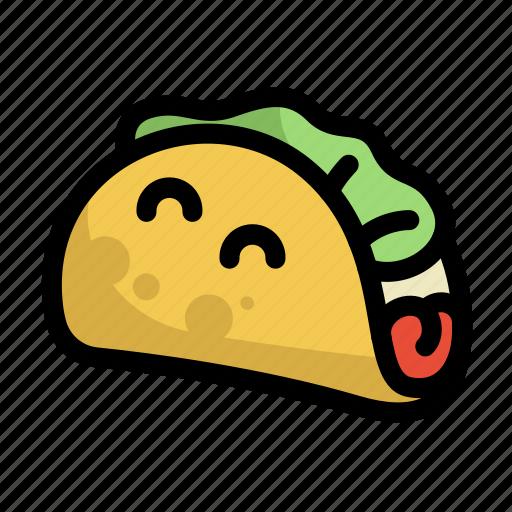 fast, food, menu, restaurant, tacos icon