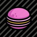 food, macaron, menu, fast, restaurant icon