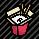 china food, restaurant, food, menu, fast, china, rice icon