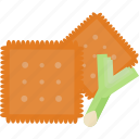bow, fast, food, vegetables icon