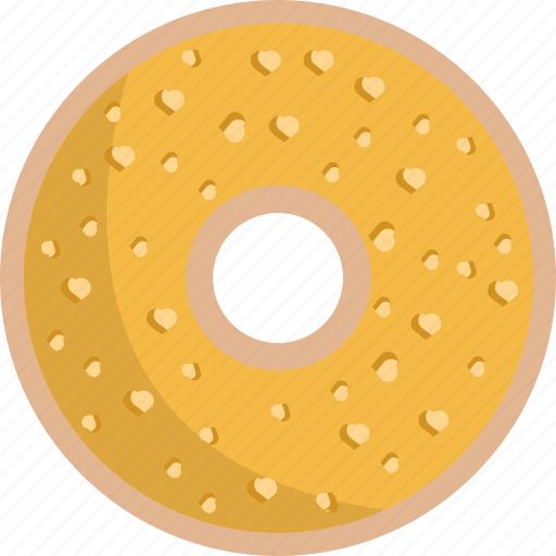 donut, fast, food, sweet icon