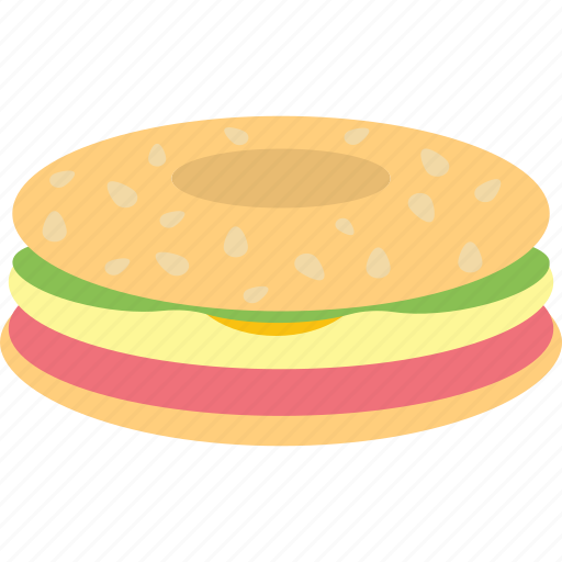 Cheese, fast, food, sandwich icon - Download on Iconfinder