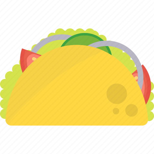 fast, food, hamburger, vegetables icon