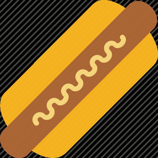 dog, fast, fast food, food, hot icon