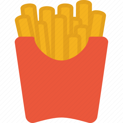 fast, fast food, food, french, fries icon