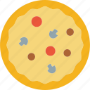 fast, fast food, food, pizza icon