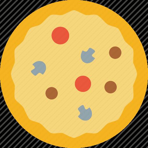 fast, fast food, food, pizza icon