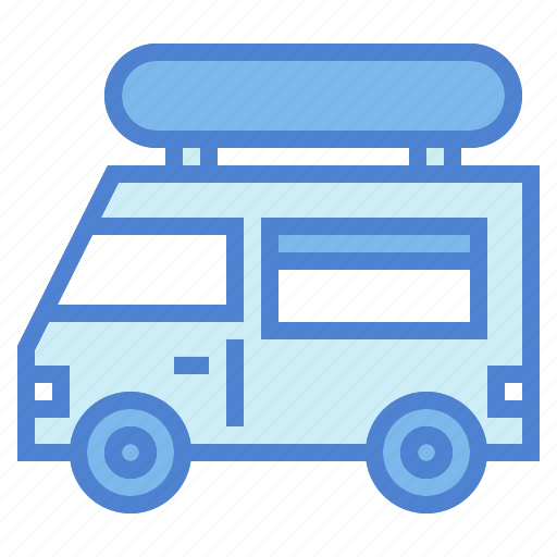 delivery, fast, food, truck, trucking, van icon