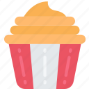 dessert, fast food, muffin, sweet, treats icon