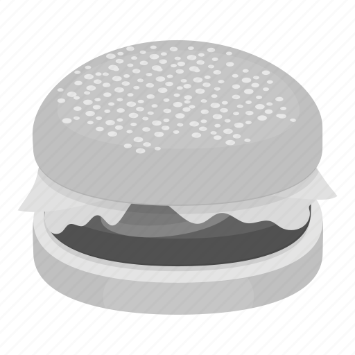 Burger, cooking, fast, food, hamburger, ingredients, restaurant icon - Download on Iconfinder