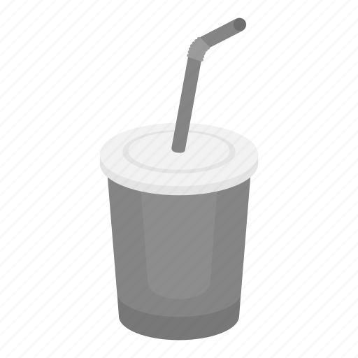 cola, cooking, drink, fast, food, glass, restaurant icon