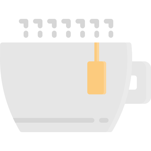 coffee, cup, drinks, hot, relax, tea icon