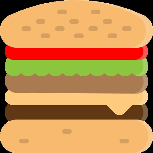 bread, burger, fast, fastfood, food, hamburger icon