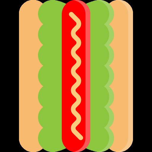 Bread, fast, fastfood, food, hotdog, sausage, snack icon - Free download