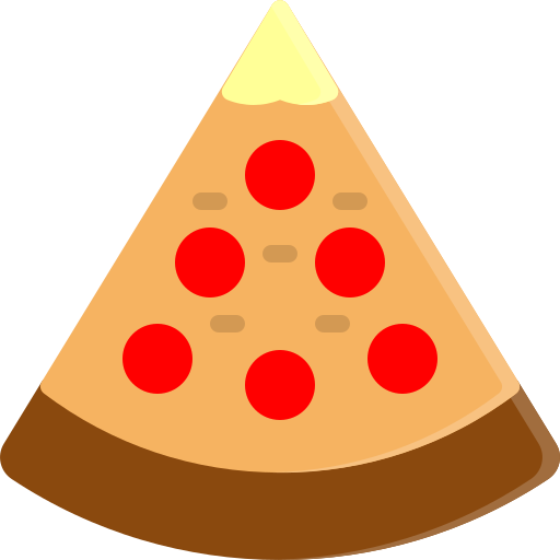 Cheese, fast, fastfood, food, italian, piece, pizza icon - Free download