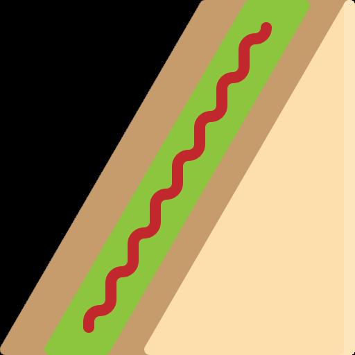 Bread, breakfast, fast, fastfood, food, sandwich, snack icon - Free download