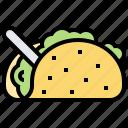 cuisine, food, mexican, taco, tortilla