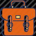 briefcase, bag, portfolio, suitcase, business, luggage, case