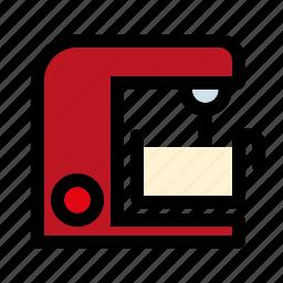 apppliance, baking, cooking, electrical, kitchen, kneading, machine icon