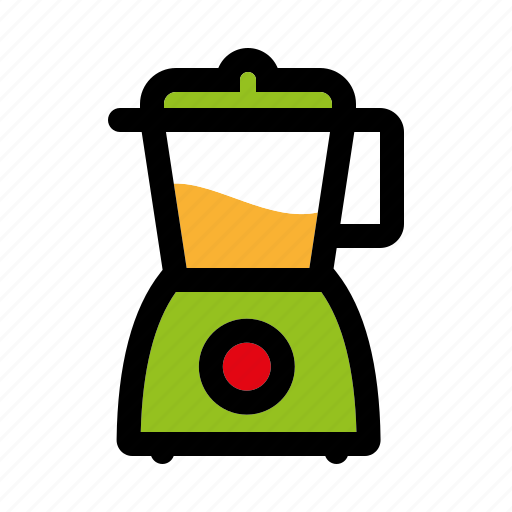 appliance, blender, cooking, household, juicer, kitchen, mixer icon