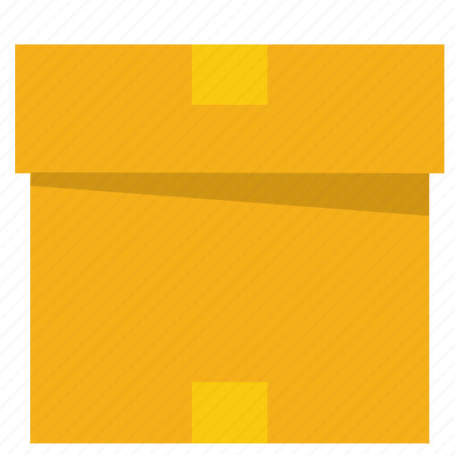 box, delivery, items, mail, post icon