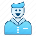 avatar, feedback, rate, rating, smiley icon