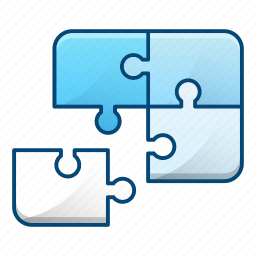 jigsaw, plan, puzzle, strategy icon
