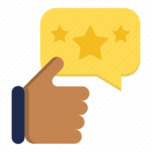 Appreciations, bubble, comment, feedback, rate icon - Download on Iconfinder
