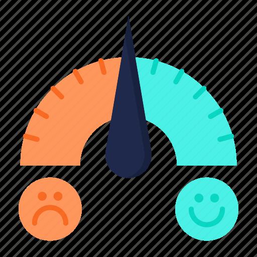 feedback, performance, rate, speed, speedometer icon