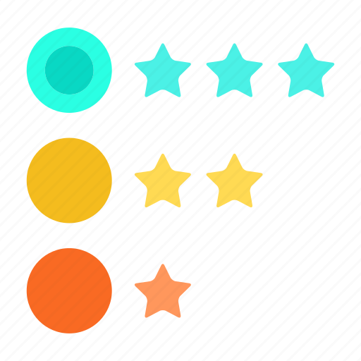 Achievement, feedback, rate, rating, review, star icon - Download on Iconfinder