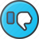 dislike, feedback icon