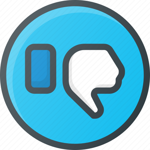 Dislike, feedback icon - Download on Iconfinder