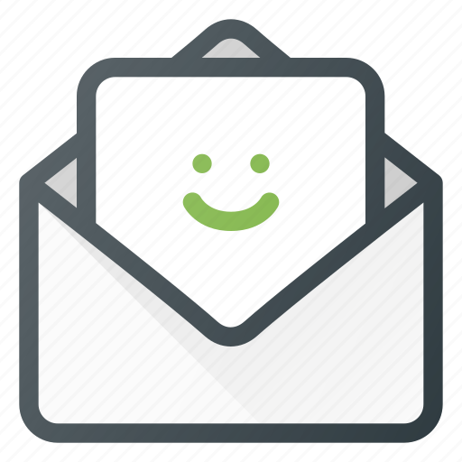 feedbac, feedback, mail, positive, sad icon