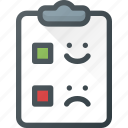 feedback, survey icon