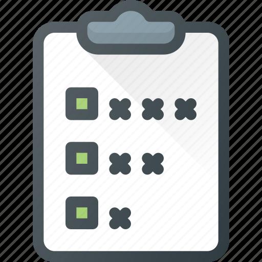 feedback, rating, survey icon