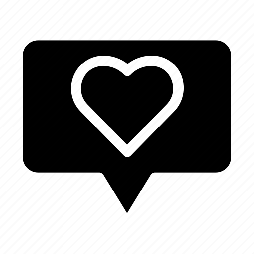 feedback, heart, like, love message, rating, romantic, valentines day icon