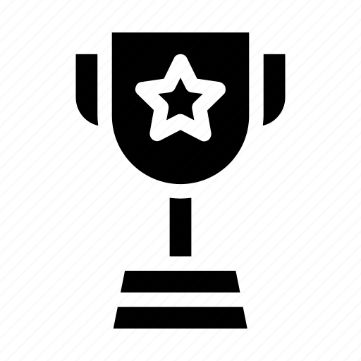 award, champion, cup, sports and competition, trophy, winner icon